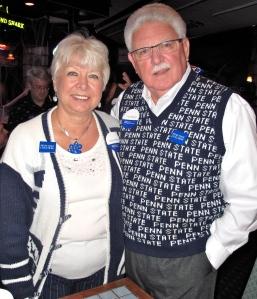 North Dallas alumni chapter members